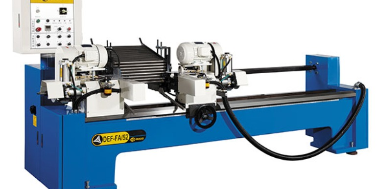 Semi Auto to Fully Automatic Chamfering Machines for Single or Double End of Tube or Pipe - Sold & Serviced by Industry Saw