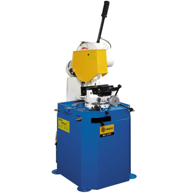 Manual Circular Cold Saws by Soco Machinery