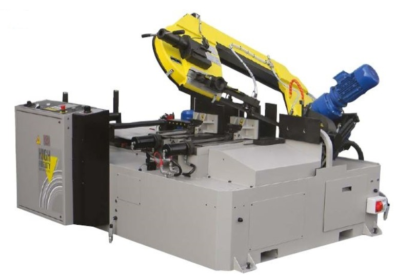 FMB Pegasus CNC Automatic Mitering Horizontal Band Saw