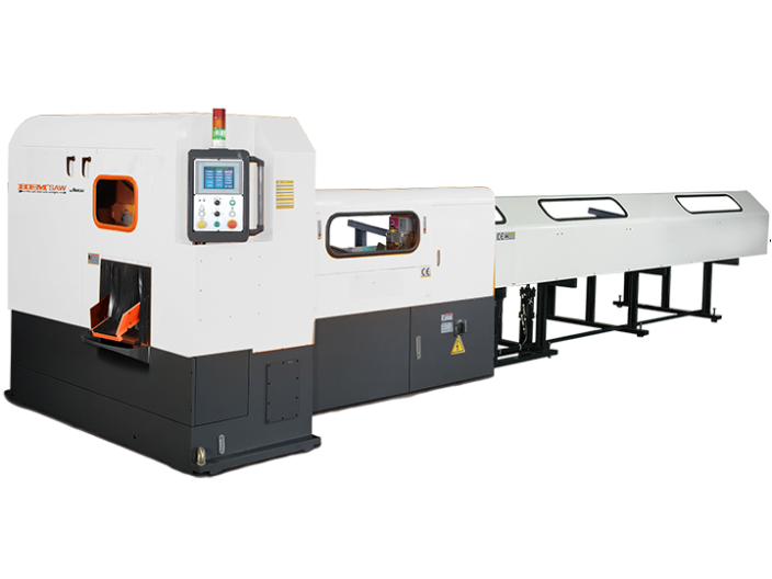 Non-Ferrous Automatic Saw Cutting Line