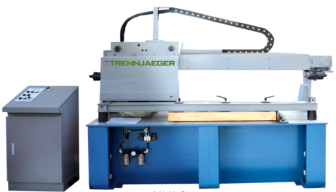 Bar Grating Friciton Cut Off Circular Sawing Machine Trennjaeger