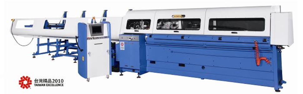 High Tensile Steel Cutting System by Soco Machinery SA-78NCE - Industry Saw & Machinery Sales
