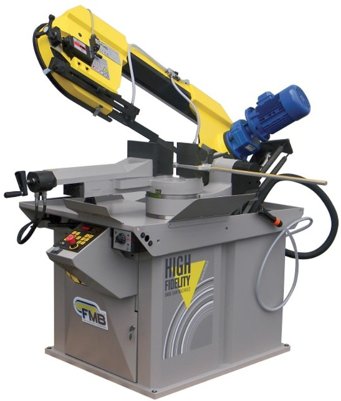 FMB Semi Automatic Band Saws - FMB Major