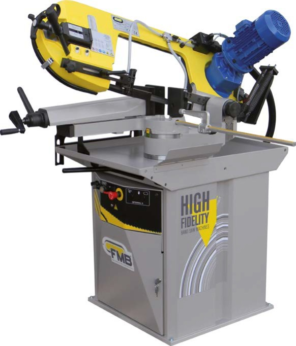FMB Triton Manual Pull Down or Gravity Feed Horizontal Saw