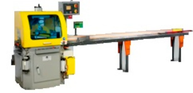 Fully Automated Miter Cutting Aluminum Sawing Machine | Industry Saw & Machinery Sales